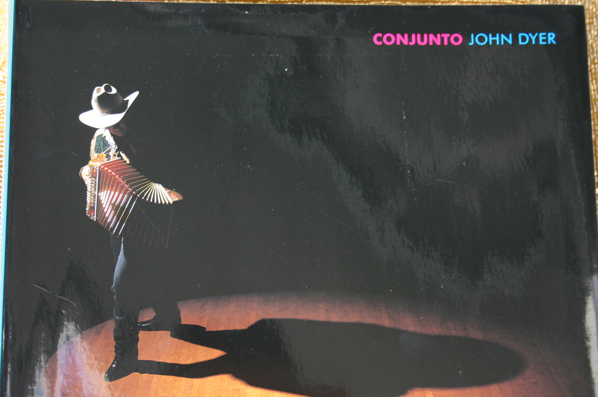 Conjunto by John Dyer; Essays by Joe Nick Patoski and Juan Tejeda